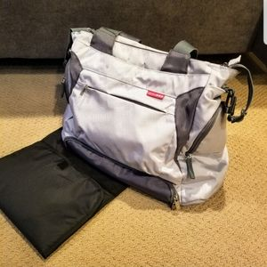 Skip Hop Diaper Bag, comes with changing pad